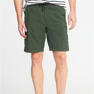 Old Navy Mens Dry-Quick Built-In Flex Cargo Shorts